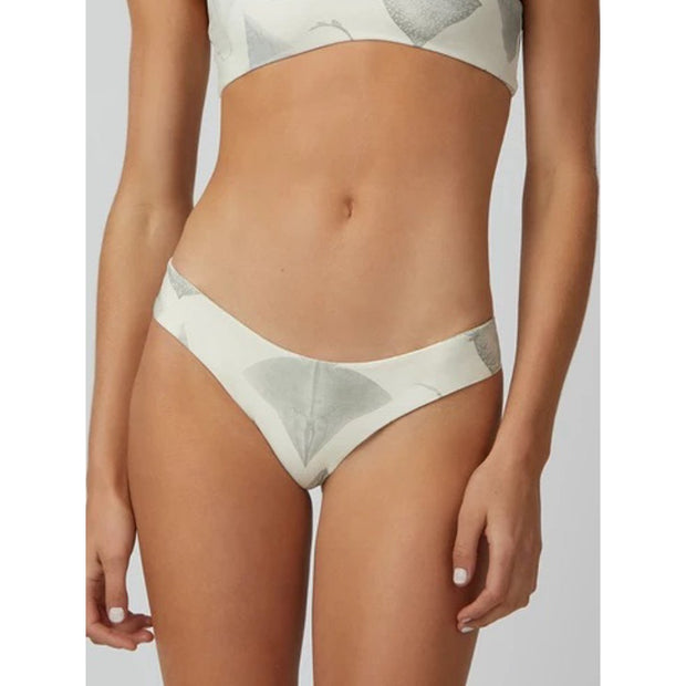 Wing Woman Kiki: Bonded Edge Bikini Bottom