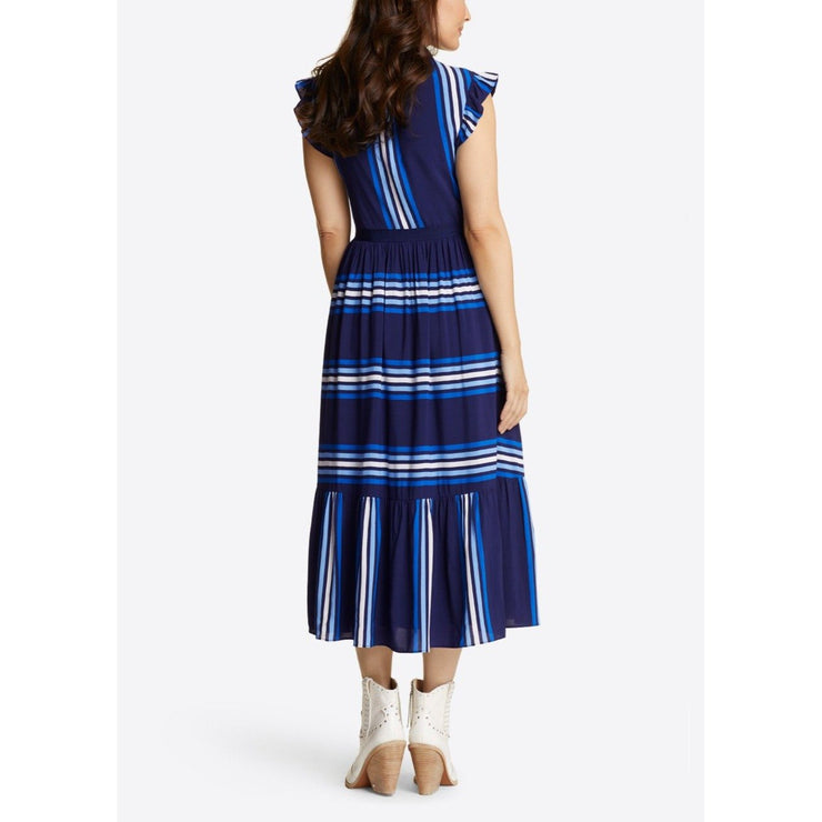 Striped Emmylou Shirtdress