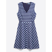 Stripe Love Circle Dress