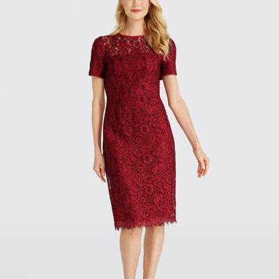 Collection Lace Sheath Dress