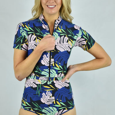 Monsterra Pierce Surf Suit One Piece