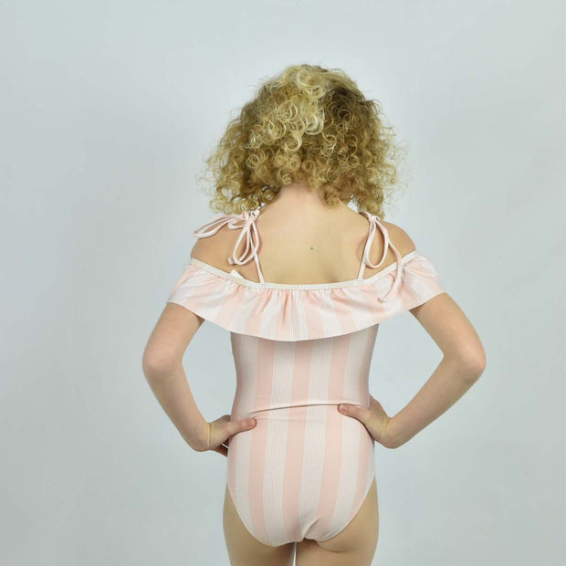 Girls Ruffle One Piece