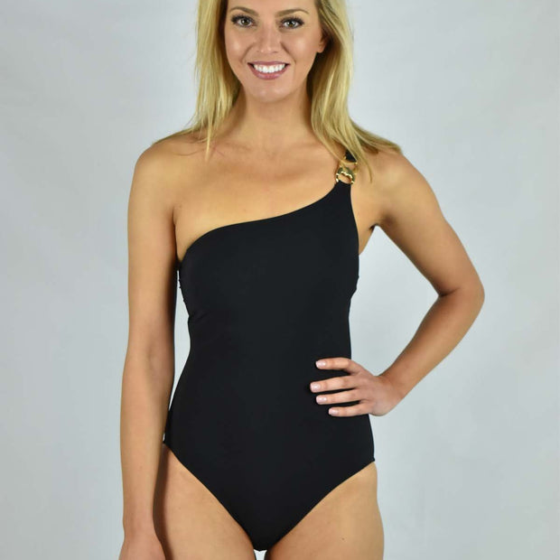 Gemini Link One Shoulder One Piece