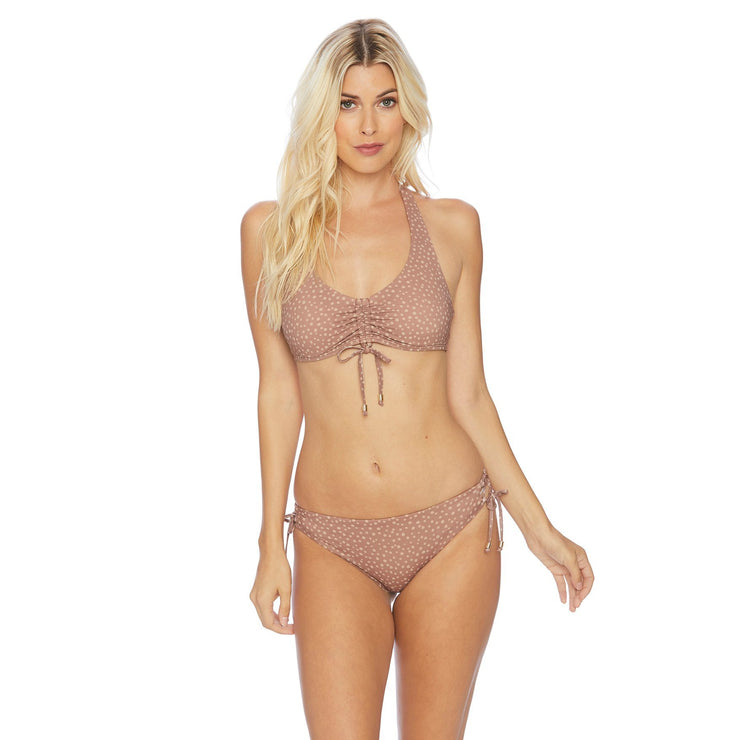 Dashing Dots Lace Bikini Bottom