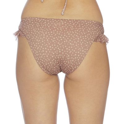 Dashing Dots Ruffle Bikini Bottom