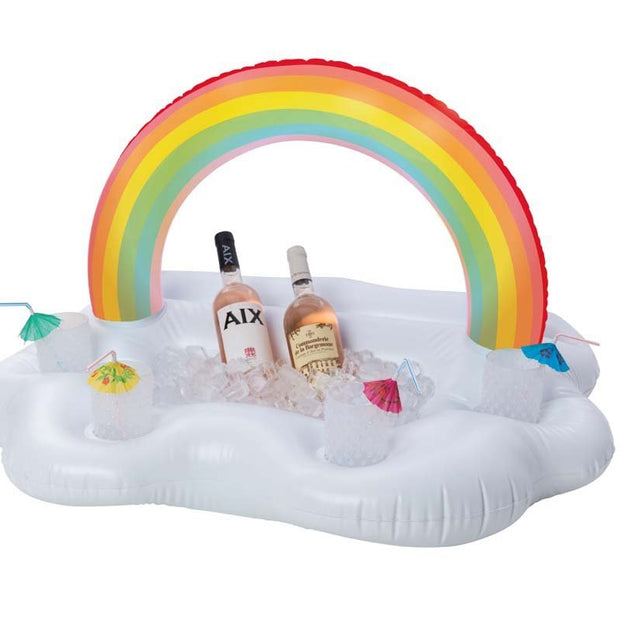 Rainbow Cloud Drink Holder