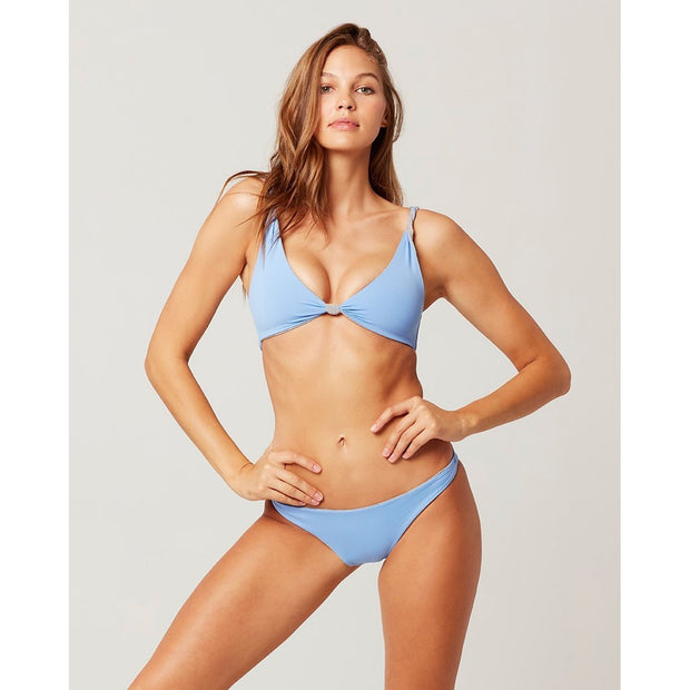 Reversible Two-Way Mandy Twist Bikini Top
