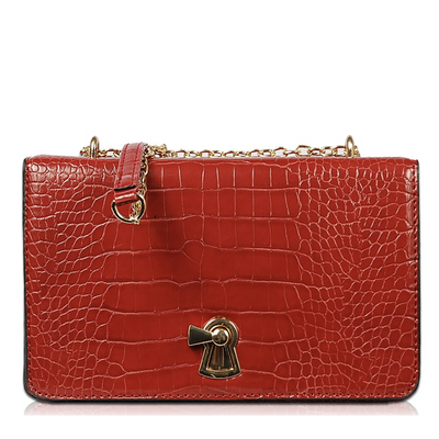 Crocodile Crossbody