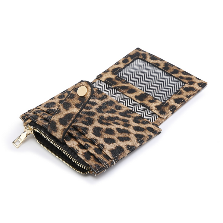 Mini Snap Wallet/Card Holder