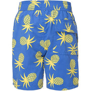 Boys Pineapple Swim Trunks