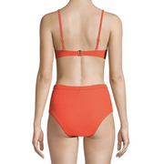 Clementine T-Belt High Waist Bikini Bottom