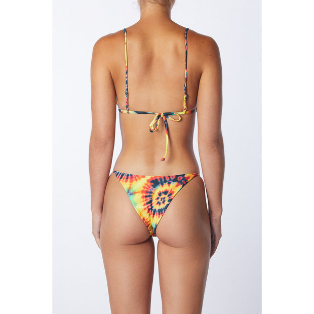 The Tye Dye String Bikini Bottom