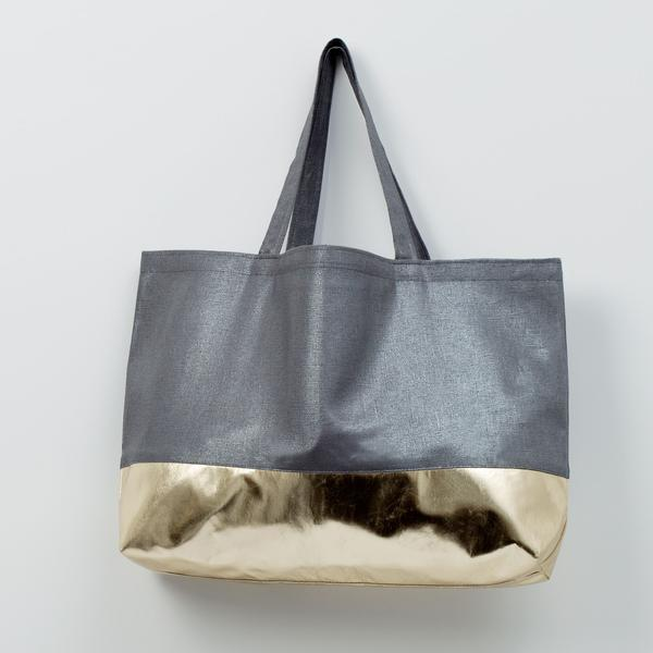 Luxe Marché Tote
