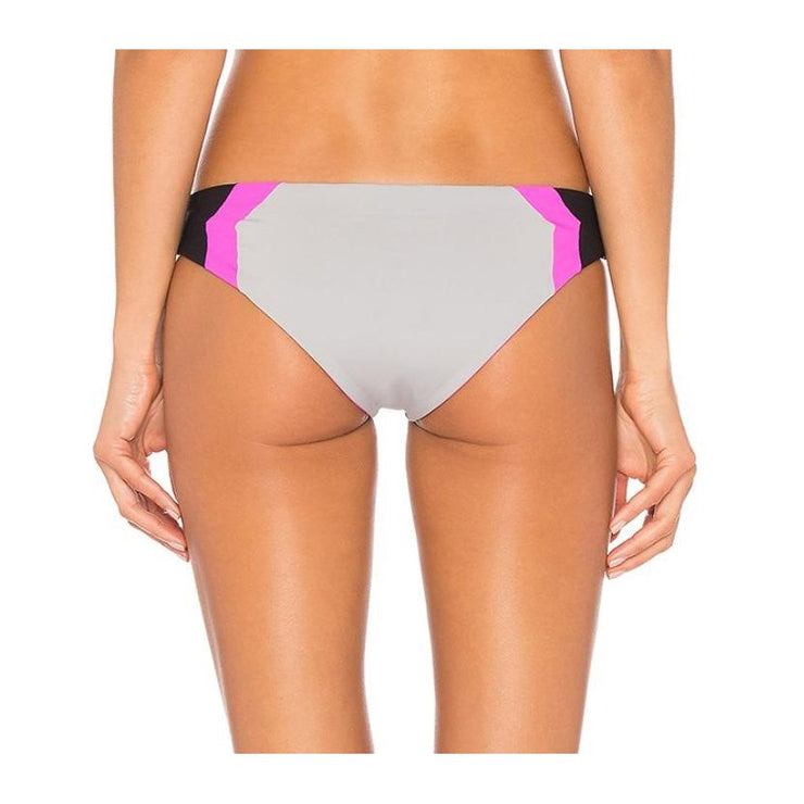 Color Block Reversible Barracuda Bikini Bottom