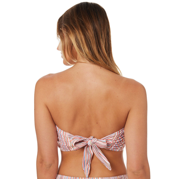Bay of Palma Bandeau Bikini Top