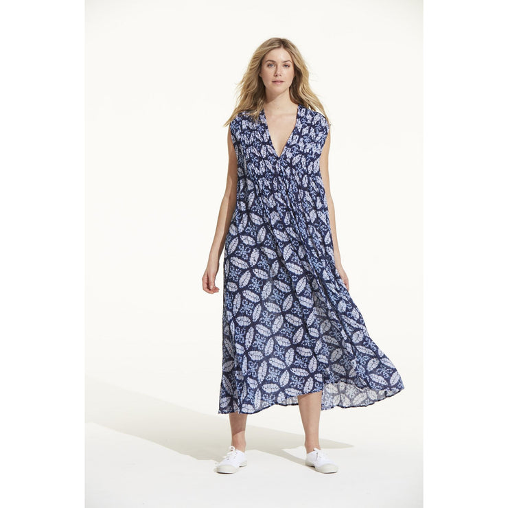 Morocco Cotton Tommy Dress