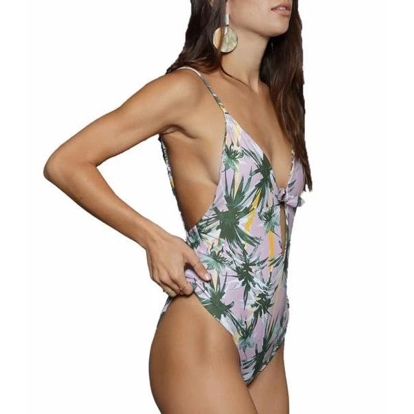 Palms Midnight in Paris One Piece