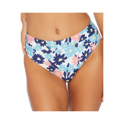 Room to Bloom High Leg Bikini Bottom