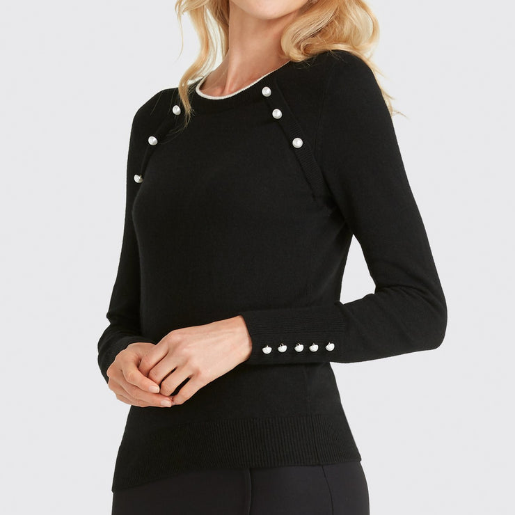 Pearl Long Sleeve Sweater