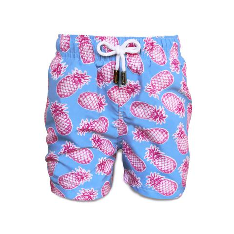 Tropical Punch Boys Swim Trunks