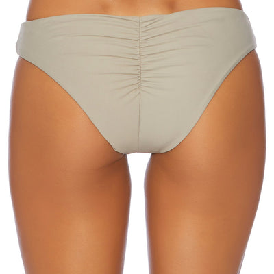 Jaws Drop Ruched Bikini Bottom
