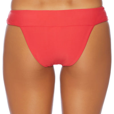 Fire Flame Wide Band Bikini Bottom