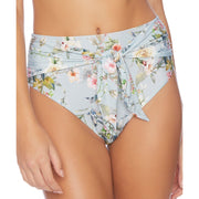 Doll Face High Waist Bow Bikini Bottom