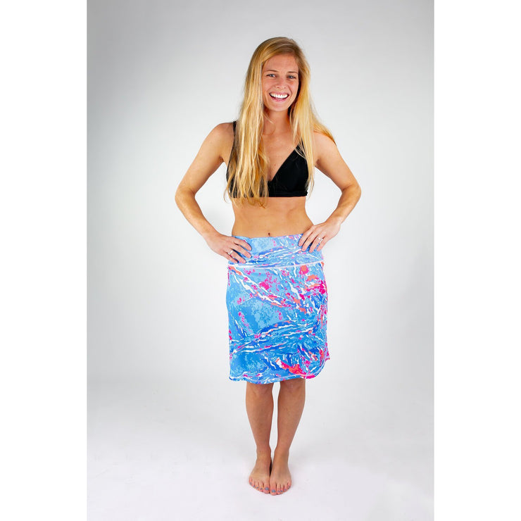 Love Knots - Seaside Skirt
