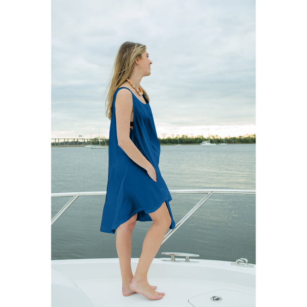 Nauti Navy - Decked Out Dress