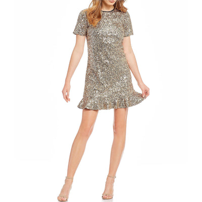 Collection Sequin Tulip Dress