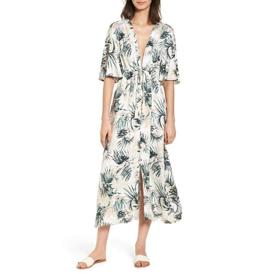 Coastal Roaming Midi Dress