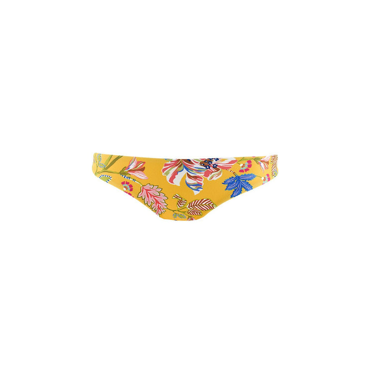 Sunshine Gold Emma Reversible Bitsy Bikini Bottom