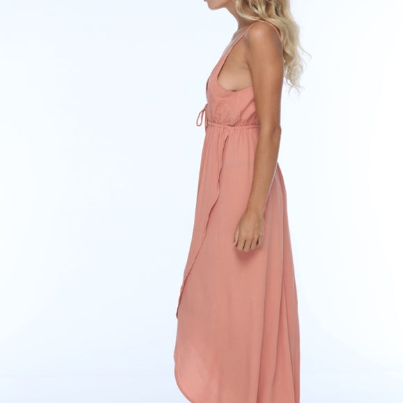 Blush Carlyle Dress