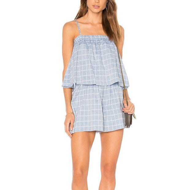 Talulah Layered Playsuit
