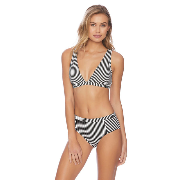 Line in the Sand Halter Bikini Top