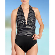 Yves Plunge One Piece