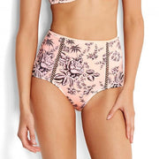 Love Bird High Waisted Bikini Bottom