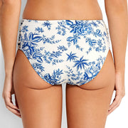 Love Bird Wide Side Retro Bikini Bottom