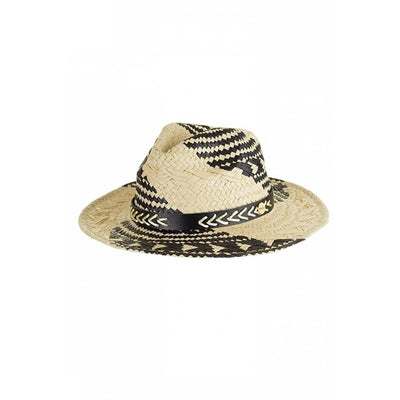 Shady Lady Monochrome Fedora