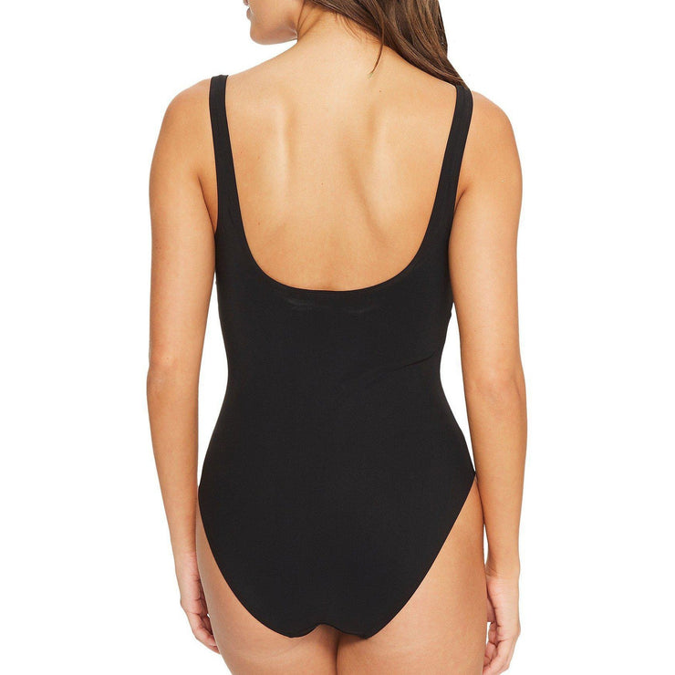 Solid Clip Tank One Piece