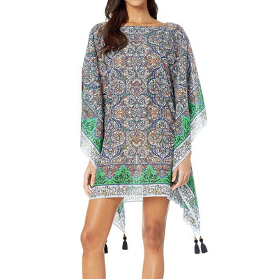 d8472ba5829a9 Grand Voyage Printed Beach Caftan. Grand Voyage Printed Beach Caftan. Tory  Burch