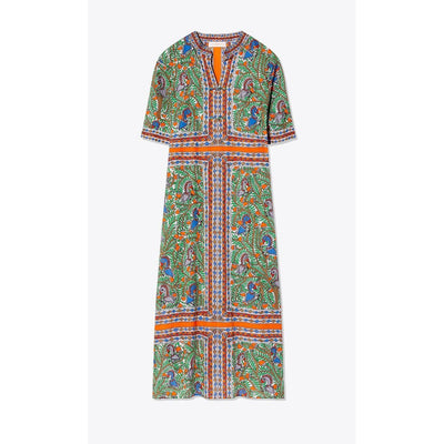 Something Wild Allover Printed Dress