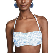 Far and Away Bandeau Bikini Top