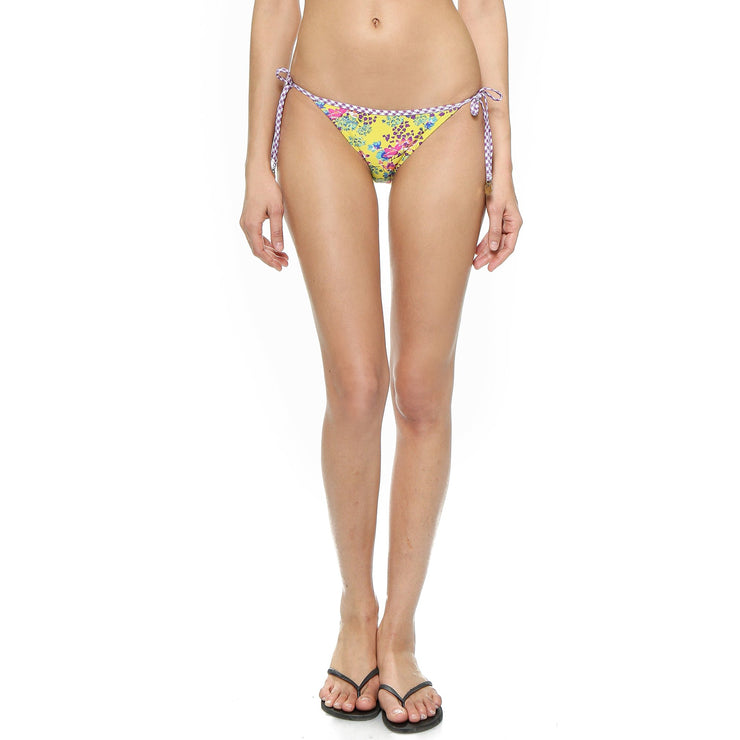Lola Tie Side Full Bikini Bottom