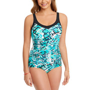 Aqua Corners One Piece