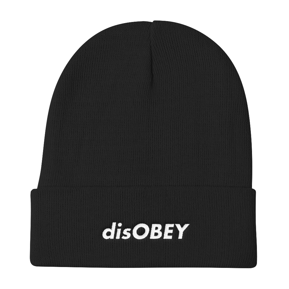 disOBEY Beanie