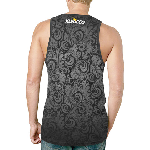 Flower Design - Tank Top