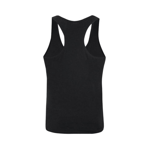 GYM Plus-size Men's I-shaped Vest