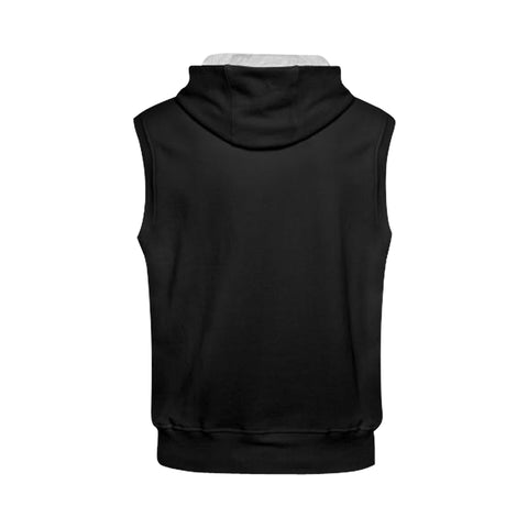HAVE Men's Sleeveless Hoodie