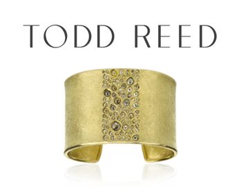 Santa Fe Jewelry's Todd Reed banner, links to his collection
